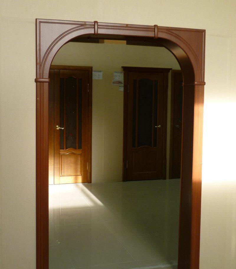Дверные арки, их виды и размеры